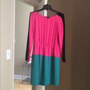 BC BG color block dress